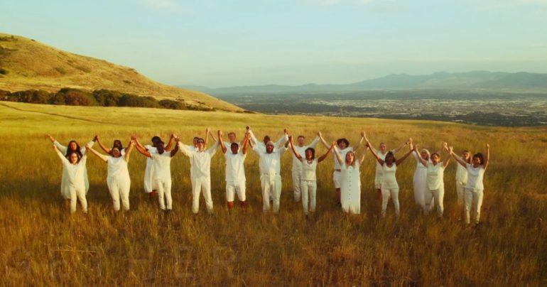 Together cover Debra Bonner Unity Gospel Choir