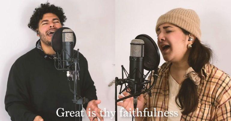 Great Is Thy Faithfulness Life Worship
