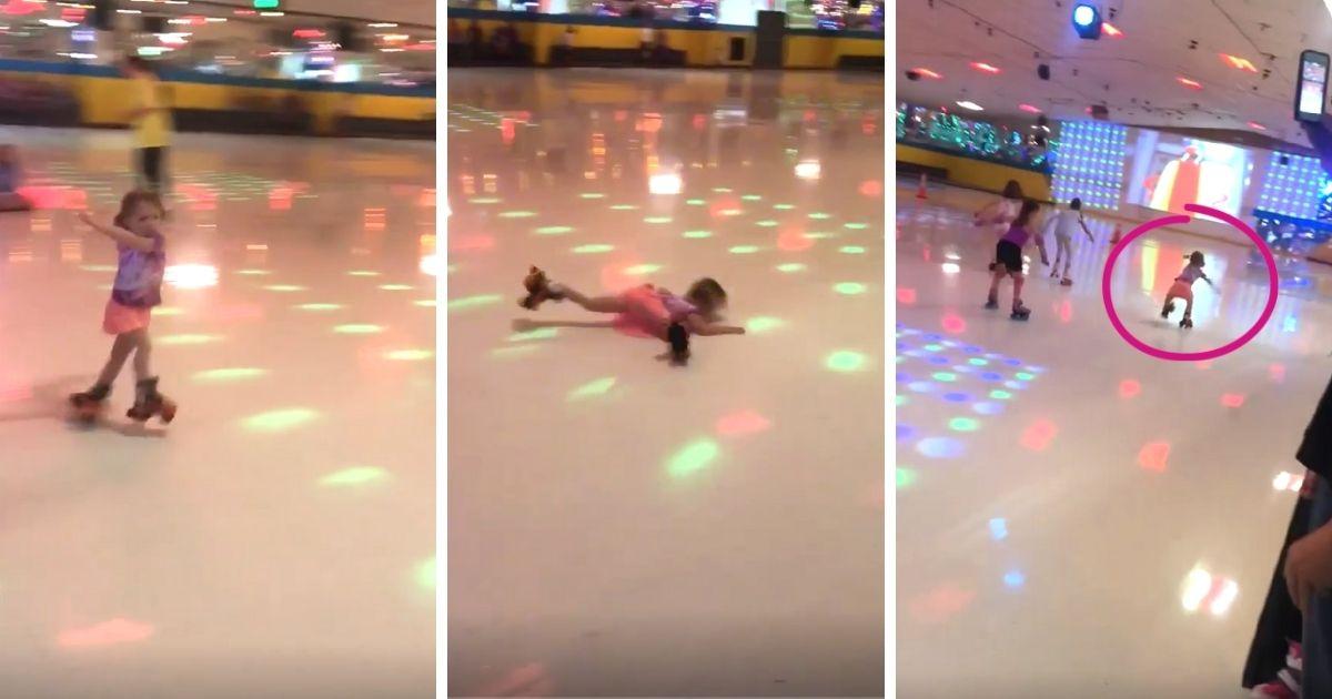 4 year old roller skates