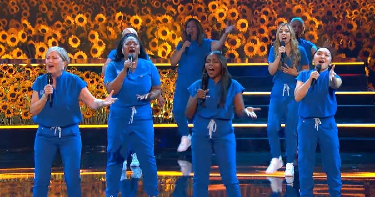 Northwell Health Nurse Choir you will be found agt
