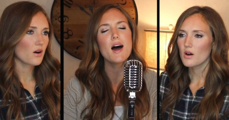 How Great Thou Art cover Stephanie Madsen