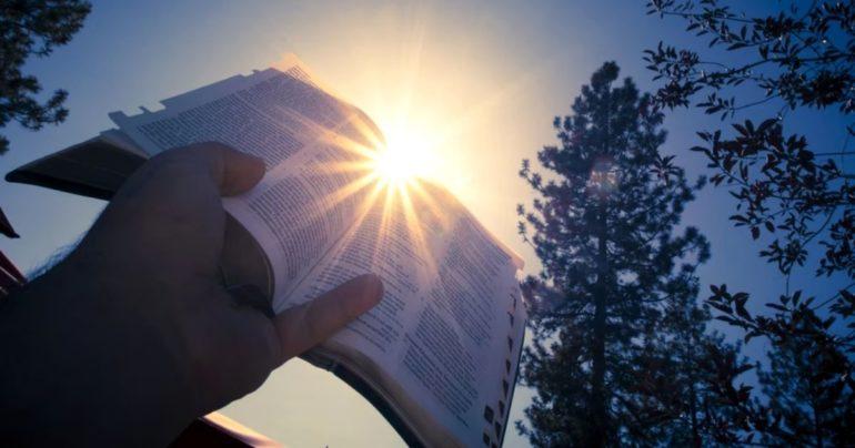 kingdom of god bible verses
