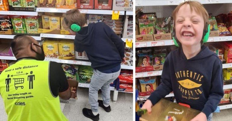coles supermarket kindness