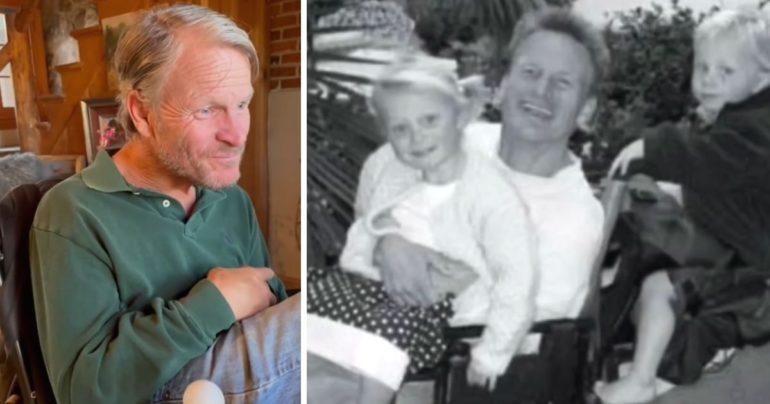 dad with cerebral palsy tiktok
