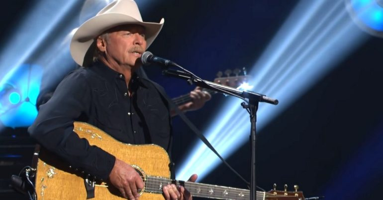 when were you when the world stopped Alan Jackson