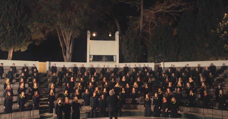 Never Enough Stellenbosch University Choir