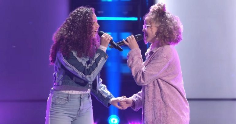the cunningham sisters the voice