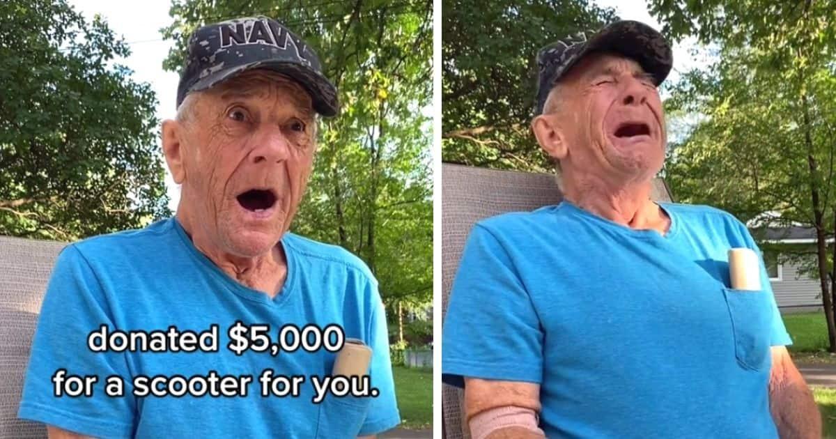 veteran scooter tiktok