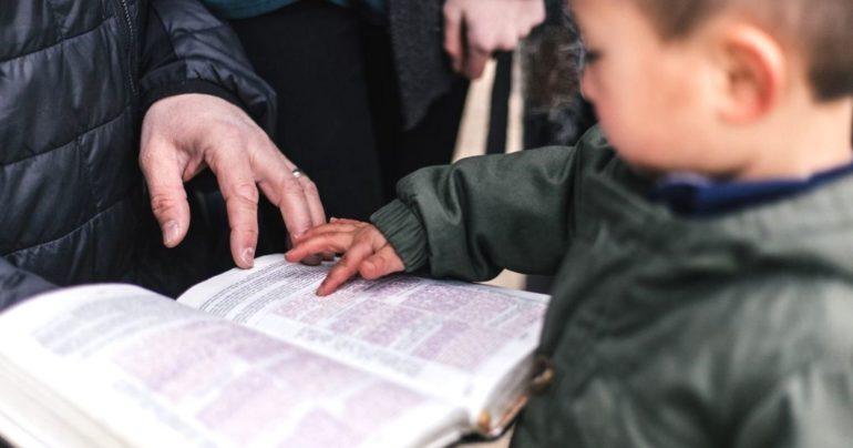 parent child relationship bible verses