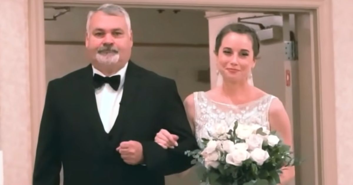 Diana Donnarumma wedding