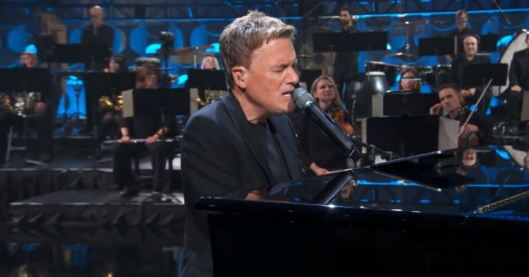 Open The Eyes Of My Heart cover Michael W Smith