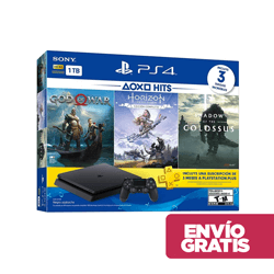 Consola PlayStation 4 1TB