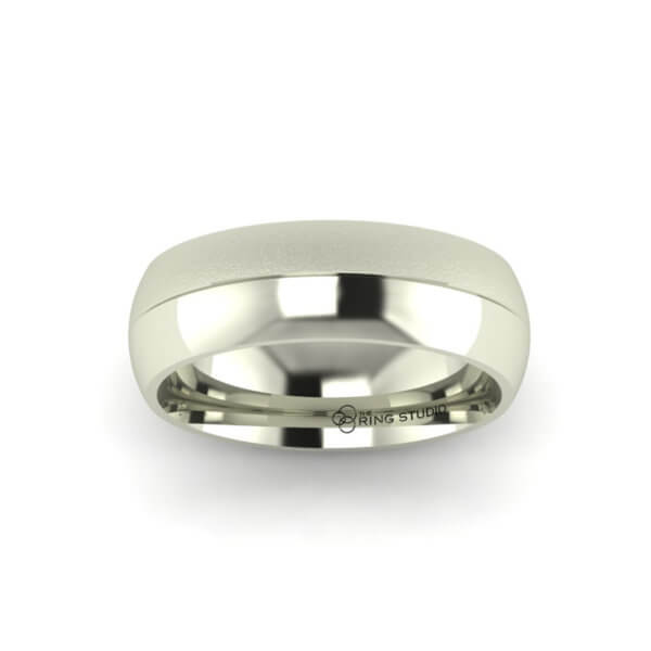 B24 Gentleman's Wedding Ring