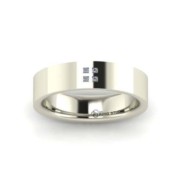BX16 Gentleman's Wedding Ring