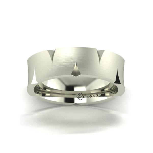 BY05 Gentleman's Wedding Ring