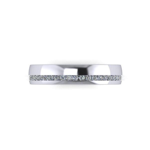 AX08 Ladies Wedding Ring