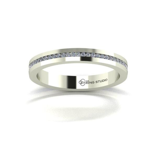AX11 Ladies Wedding Ring