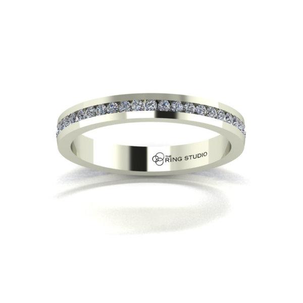 AX24 Ladies Wedding Ring