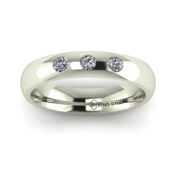 AX31 Ladies Wedding Ring