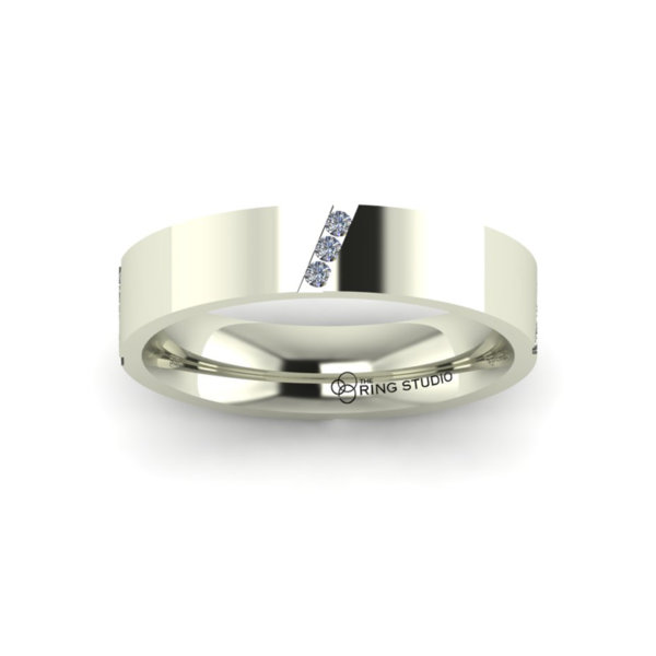 AX44 Ladies Wedding Ring