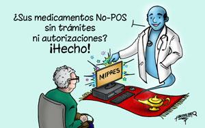 Medicamentos y procedimientos No-POS… Ahora si POS-éalos