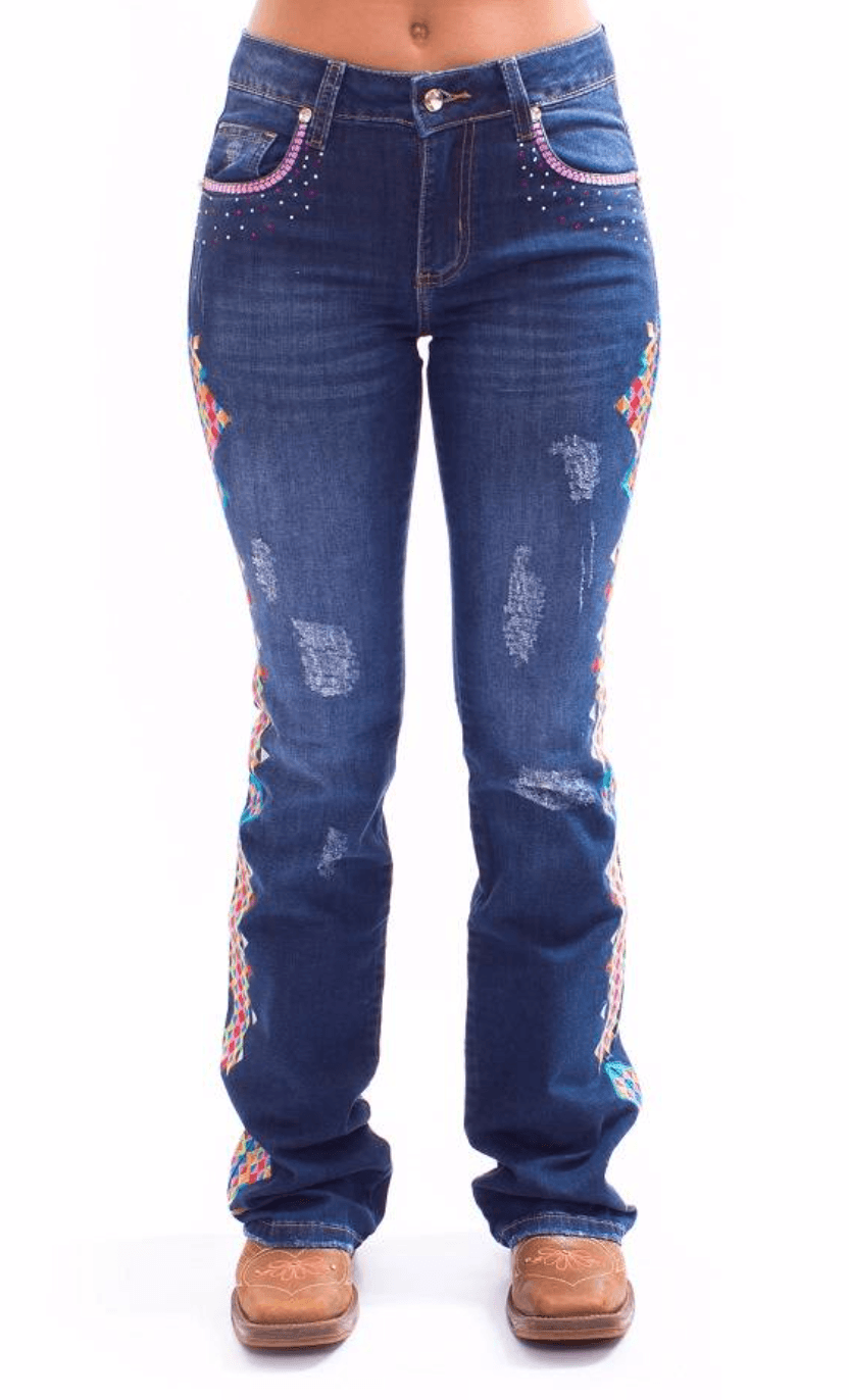 Calça Jeans Safira Miss Country