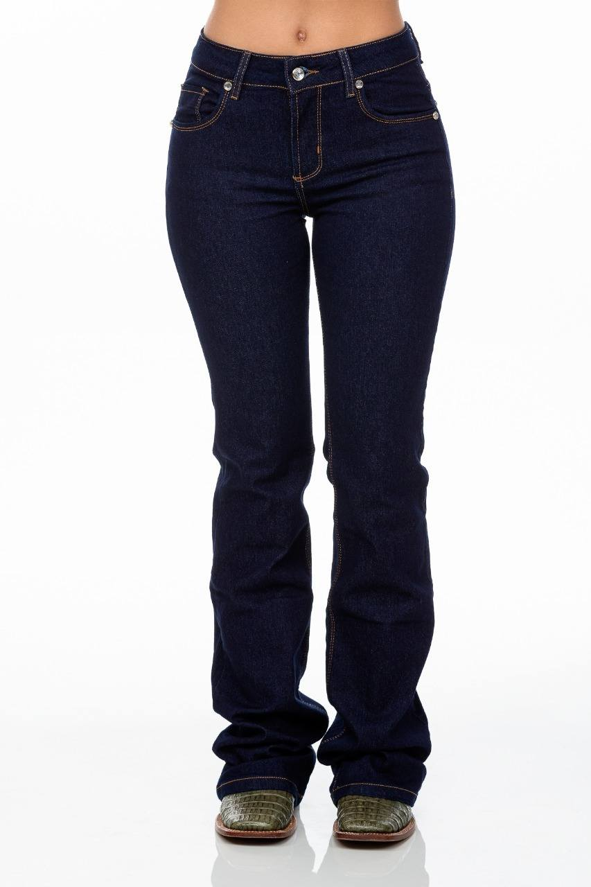 Calça Jeans Gold Miss Country