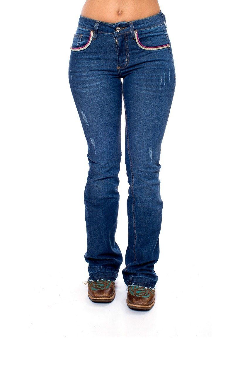 Calça Jeans Hope Miss Country