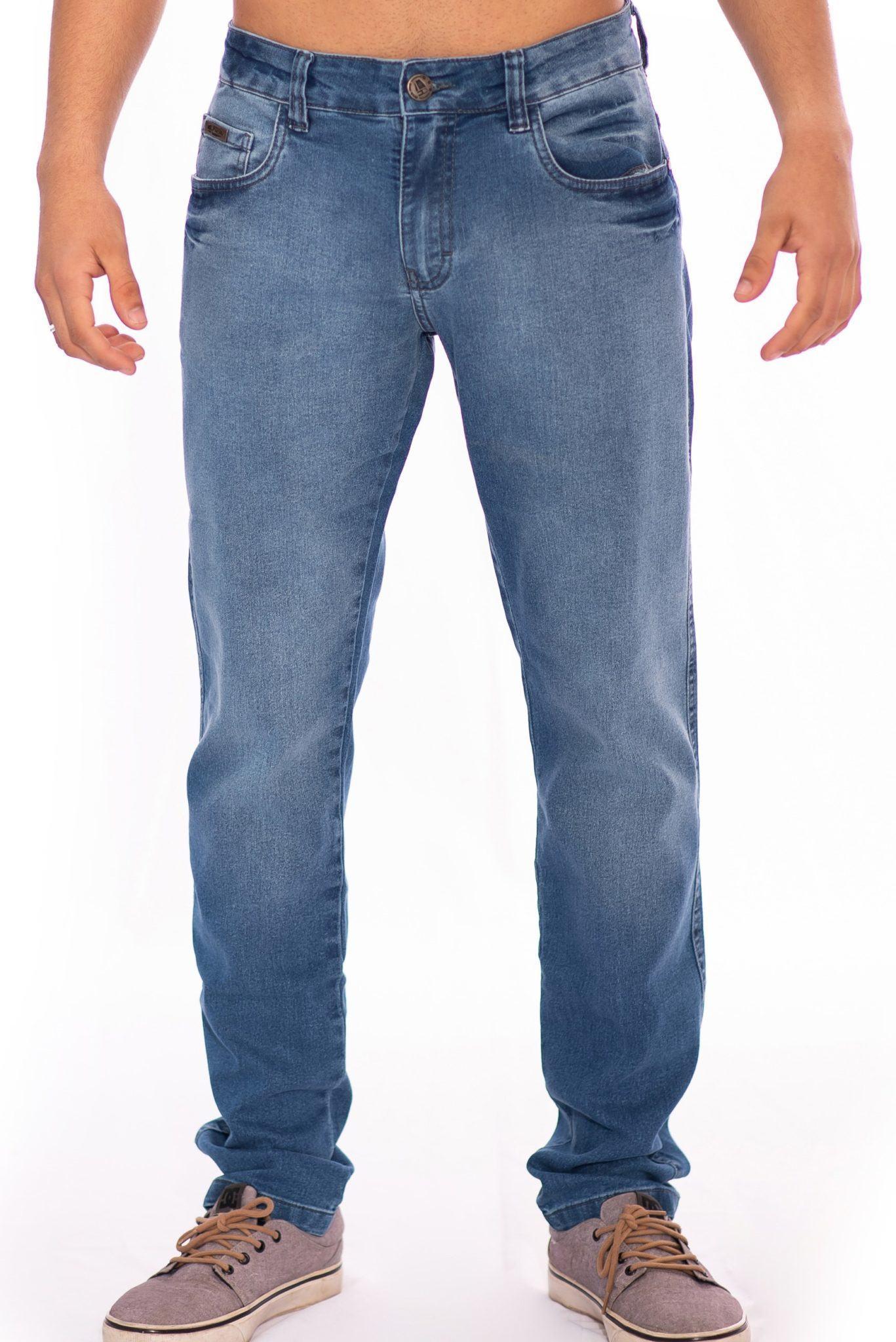 Calça Jeans Masculina Slim Aee Surf