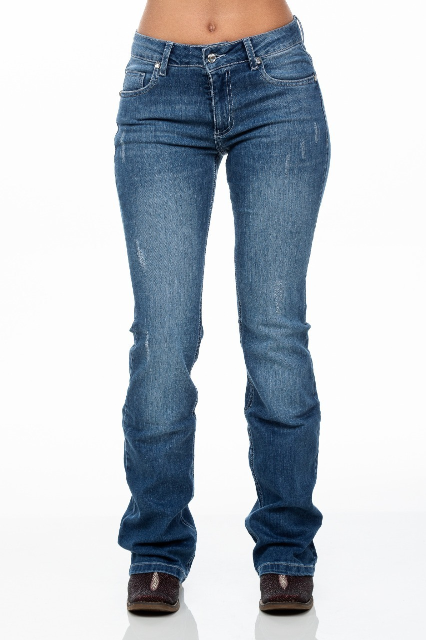 Calça Jeans Silver Miss Country