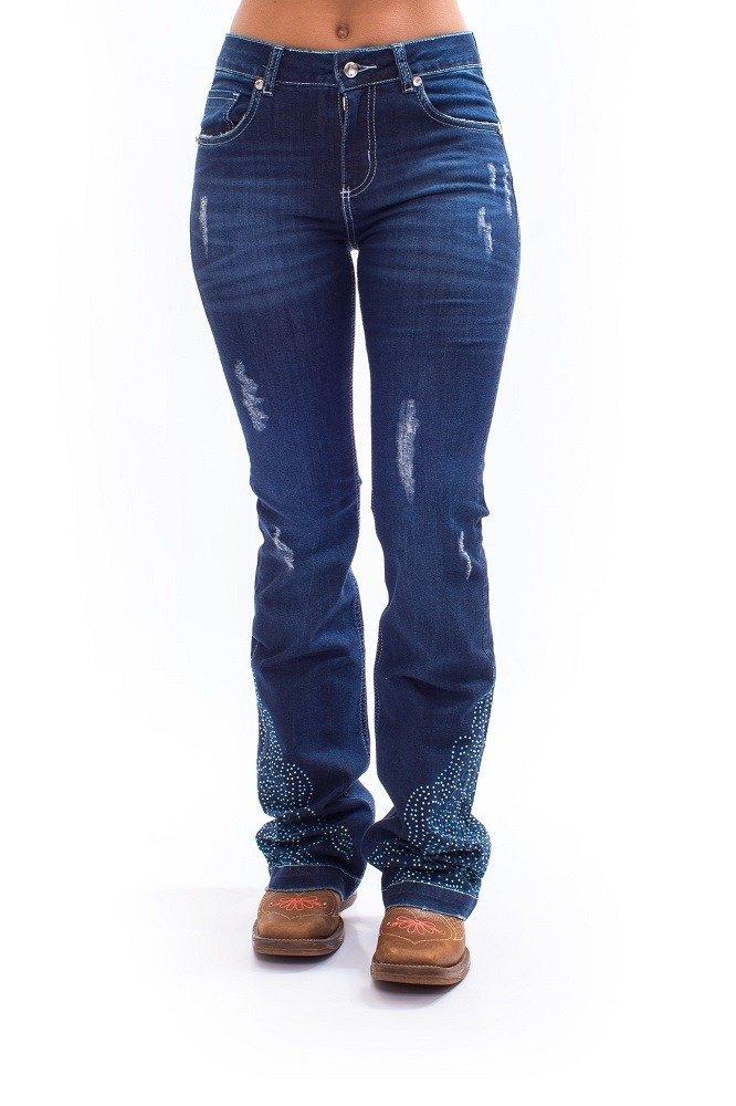 Calça Jeans Turmalina Miss Country