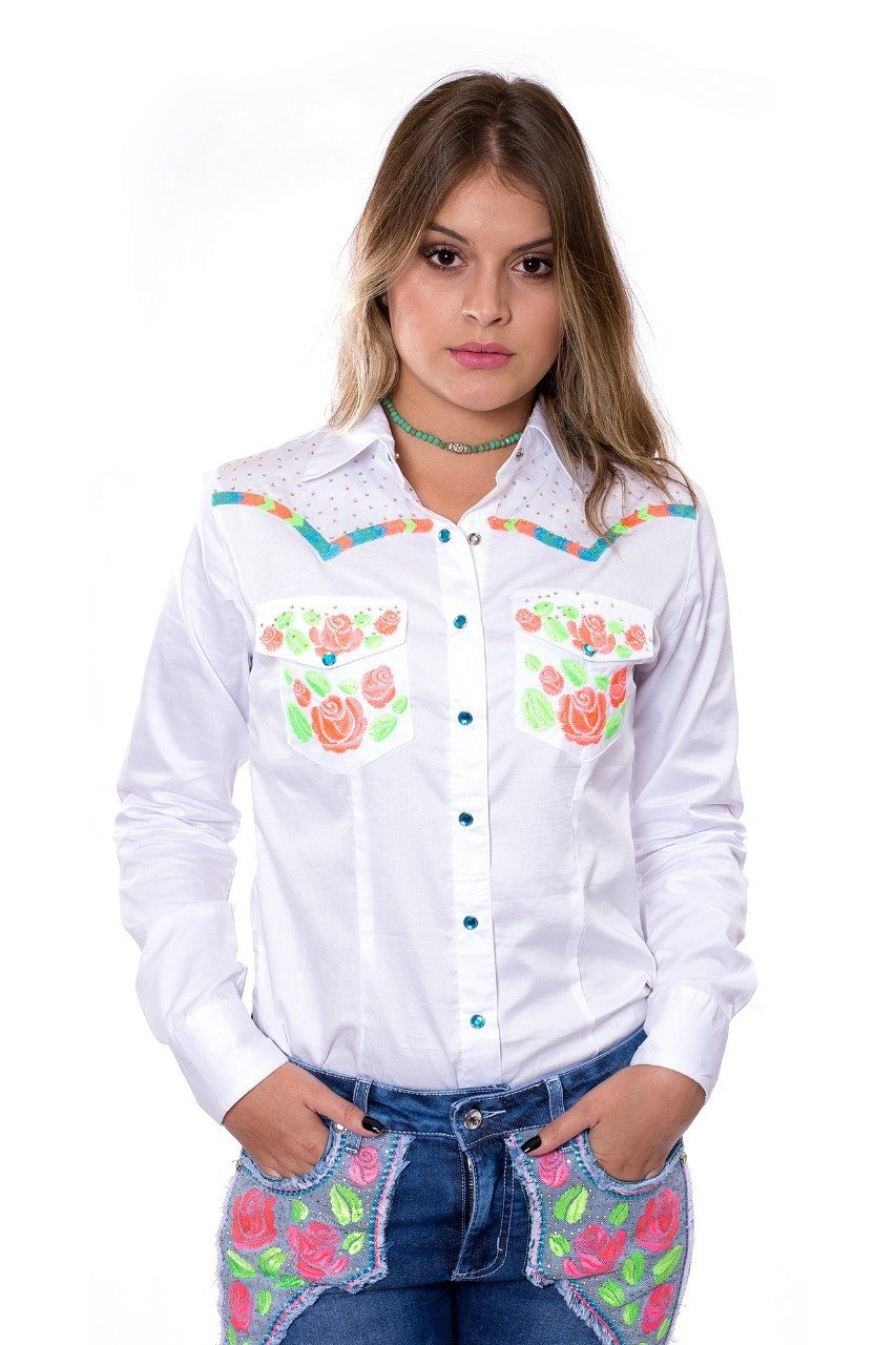 Camisa Feelingss Miss Country