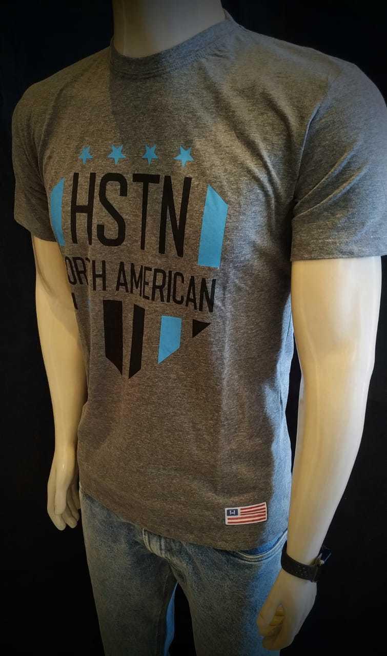Camiseta Cinza Holstein