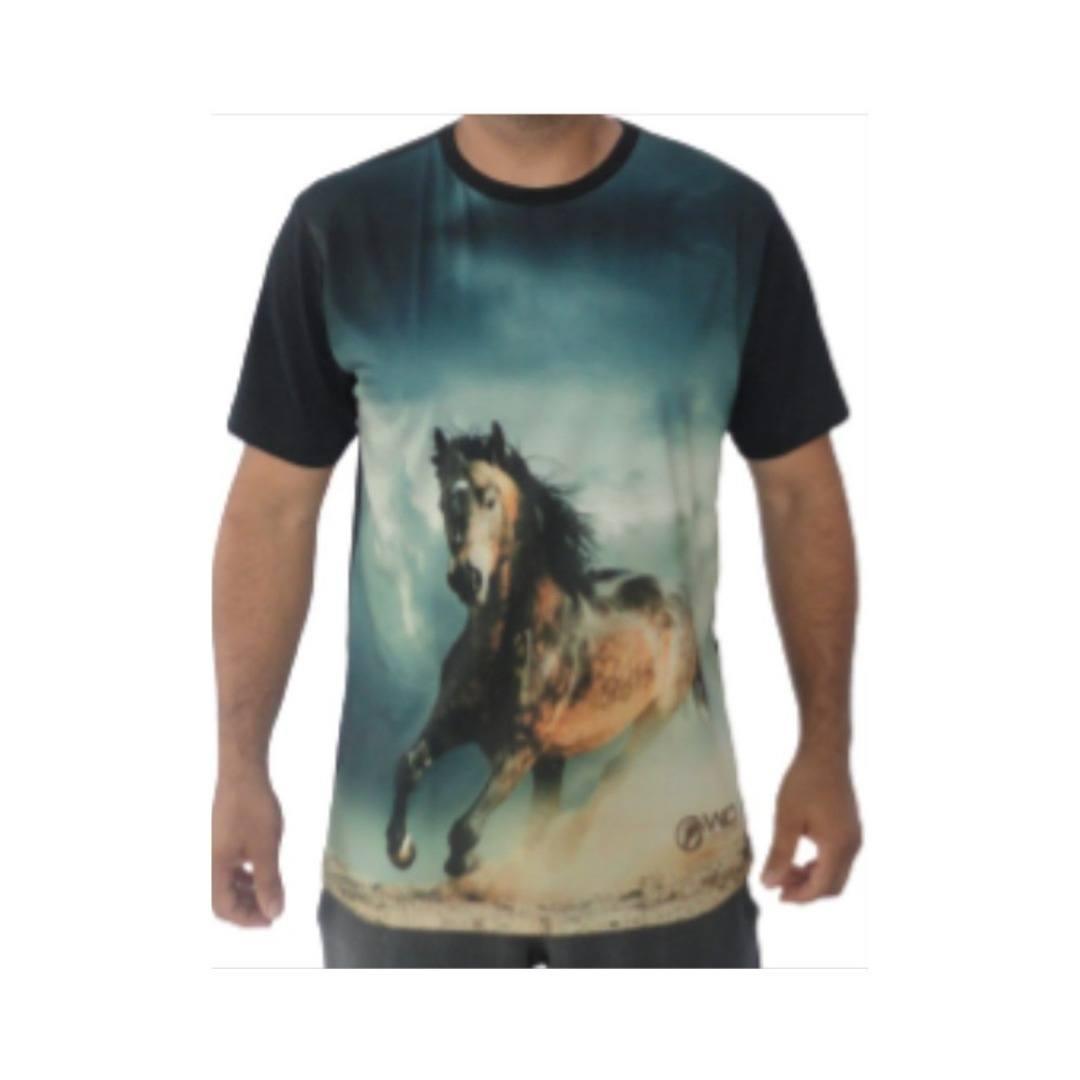 Camiseta Unissex WD Confecções