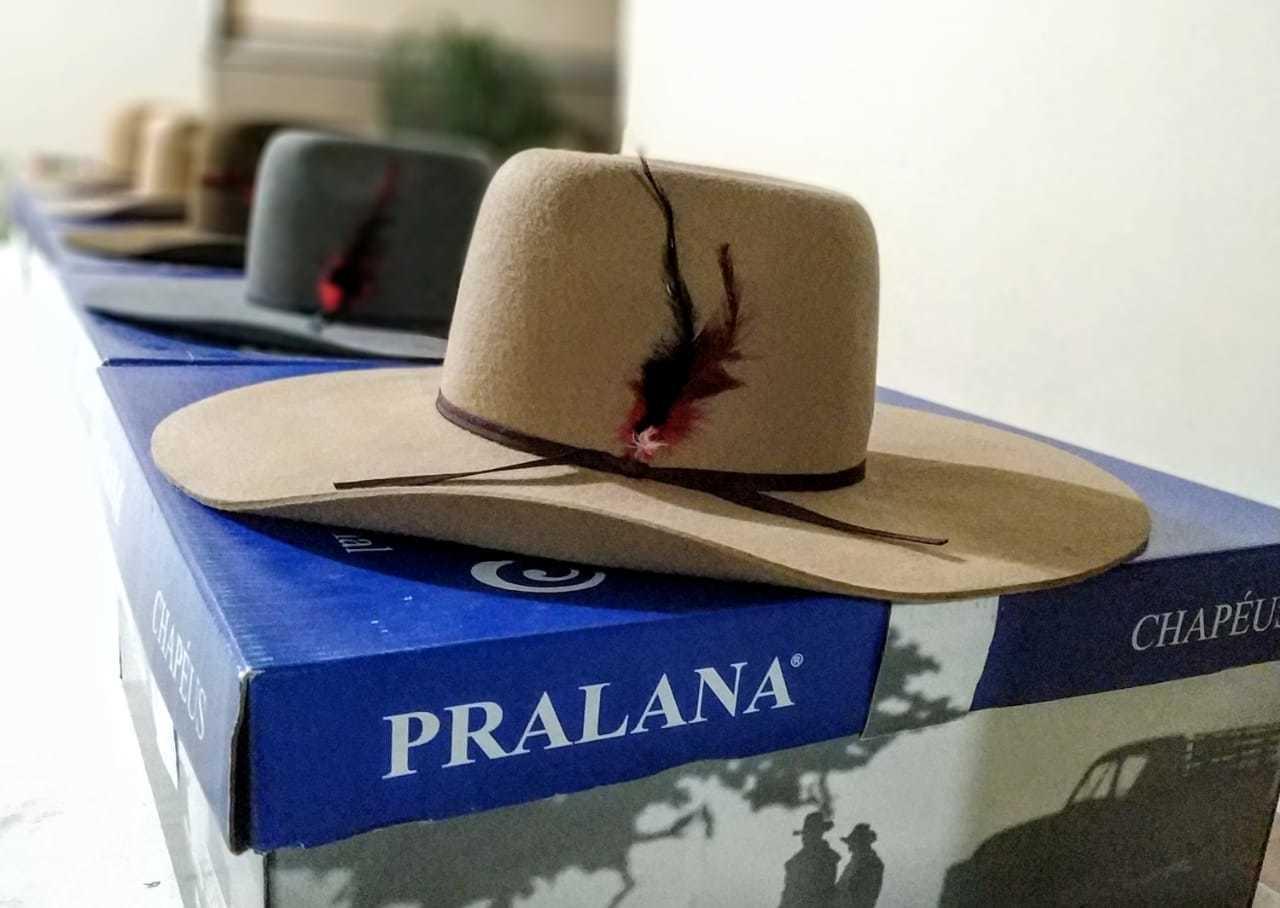 Chapéu de Feltro Pralana Biplay Carmel