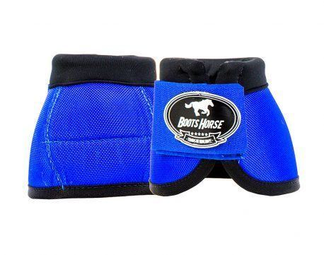 Cloche Color Azul Boots Horse