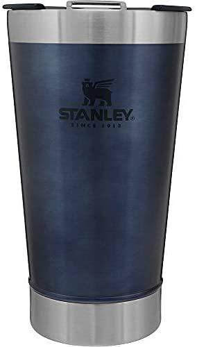 Copo Térmico Stanley Azul com Tampa 473ML