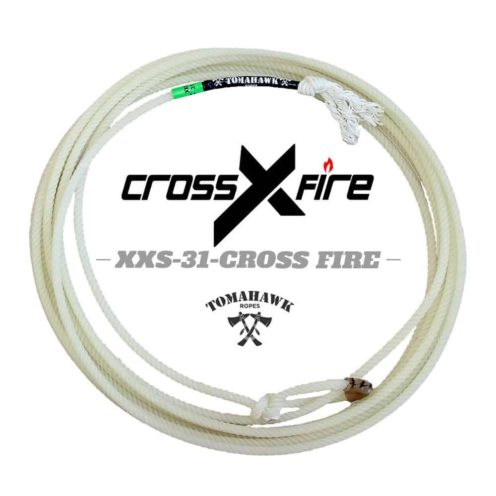 Corda Cabeça Tomahawk XXS 31 Crossfire