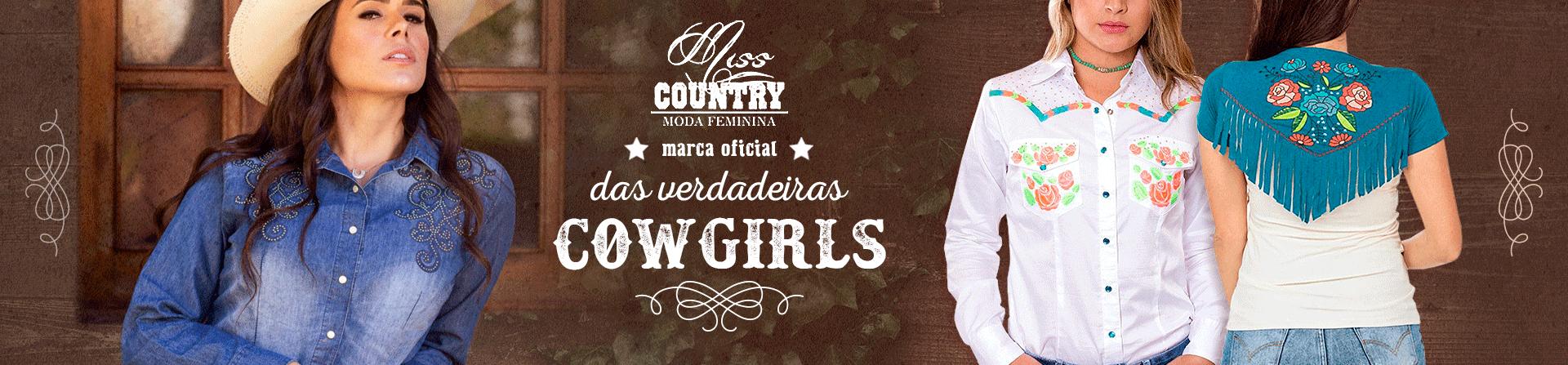 Miss country verdadeiras cowgirls