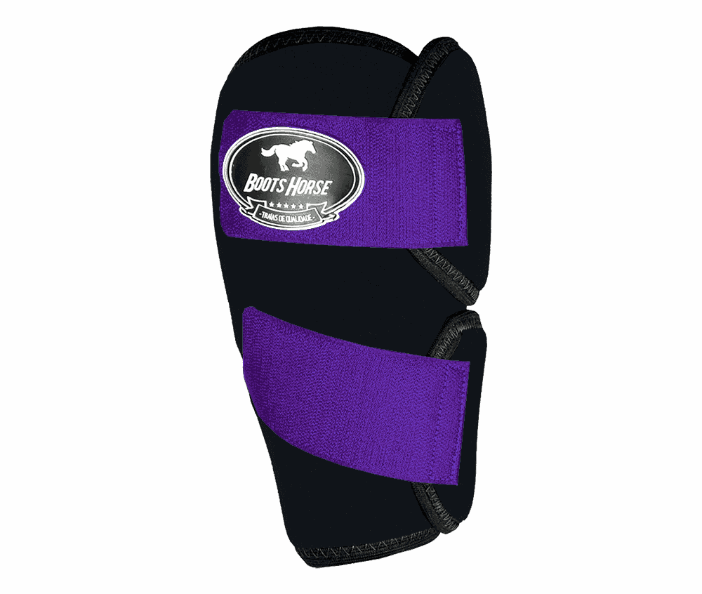 Joelheira Boots Horse Color (Velcro)