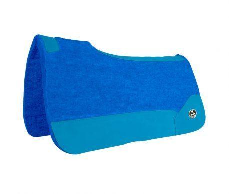 Manta de Tambor Free Model Quadrada Azul Piscina