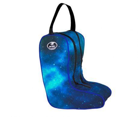 Porta Botas Boots Horse Constelação Azul
