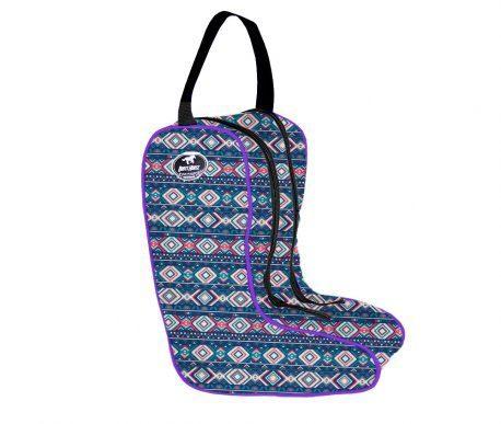 Porta Botas Boots Horse Etnica