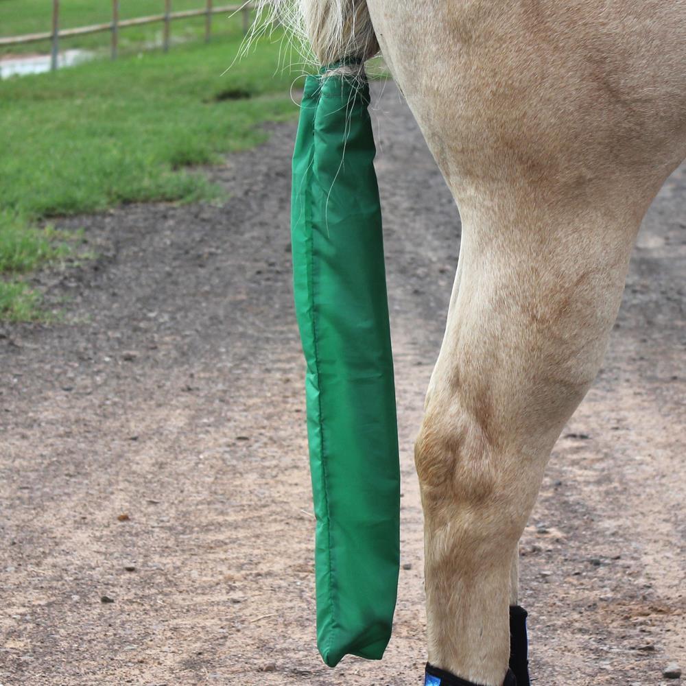 Saco para Rabo Longo Boots Horse Verde
