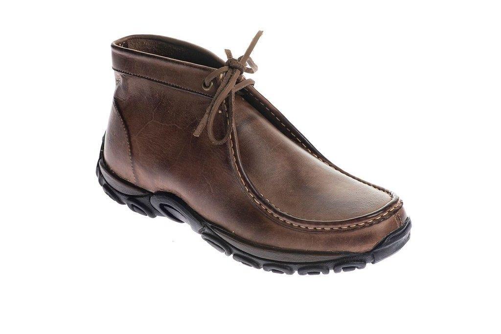 Sapato Destroyer Garrutti - Fóssil Pinhão