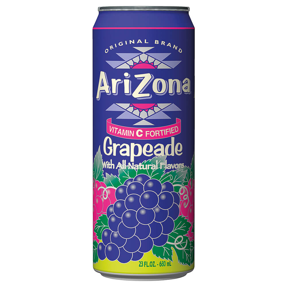 arizona nectar uva x 680 ml