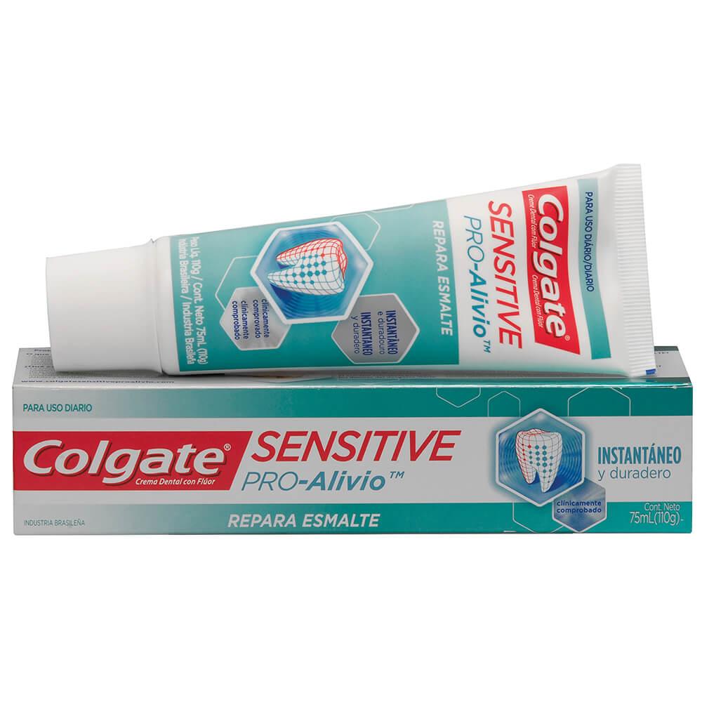 Colgate pasta dental alivio repara esmalte x 110 g