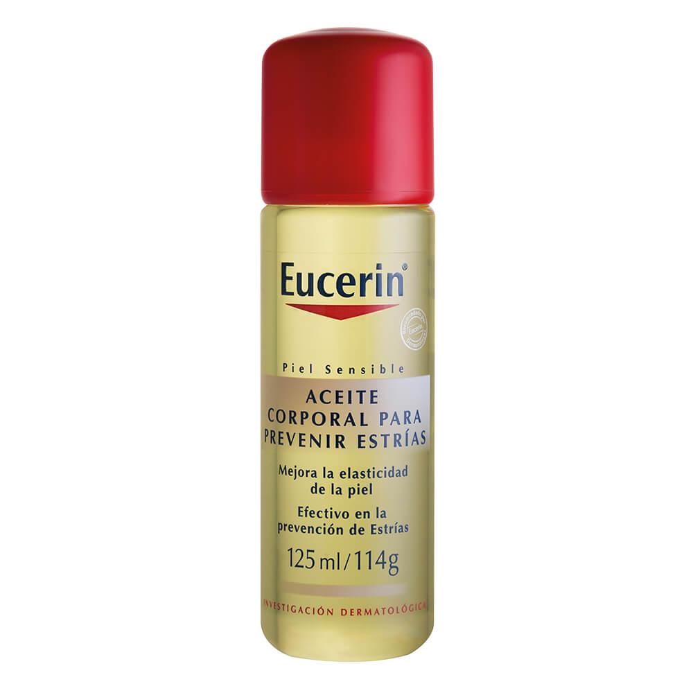 eucerin aceite antiestrias x 125 ml
