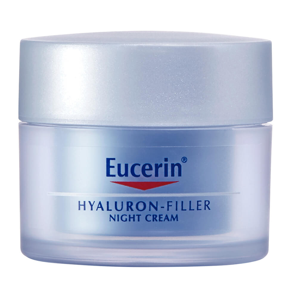 eucerin crema antiarruga hyaluron filler noche x 50 ml