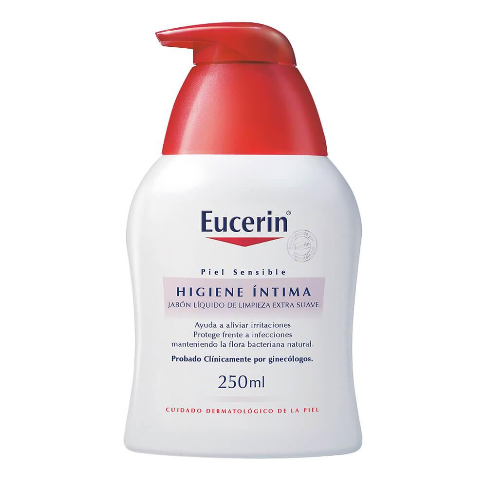 eucerin jabon liquido cuidado intimo x 250 ml